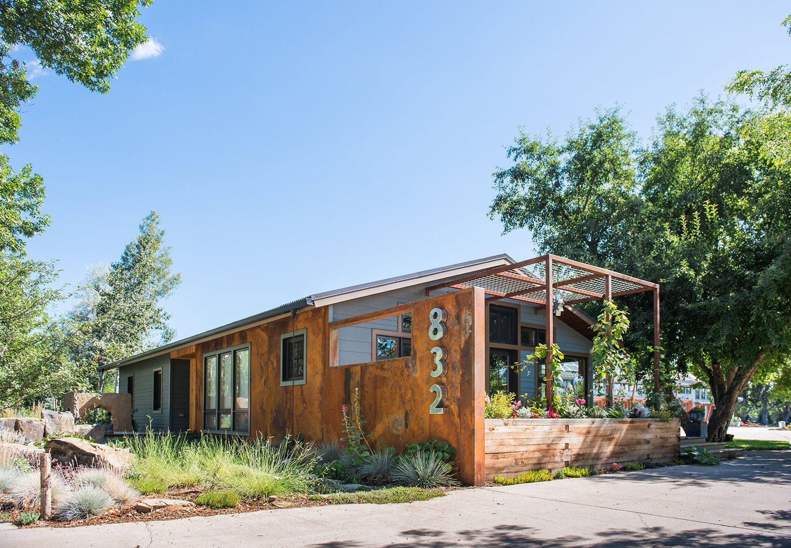 Wood Street Residence