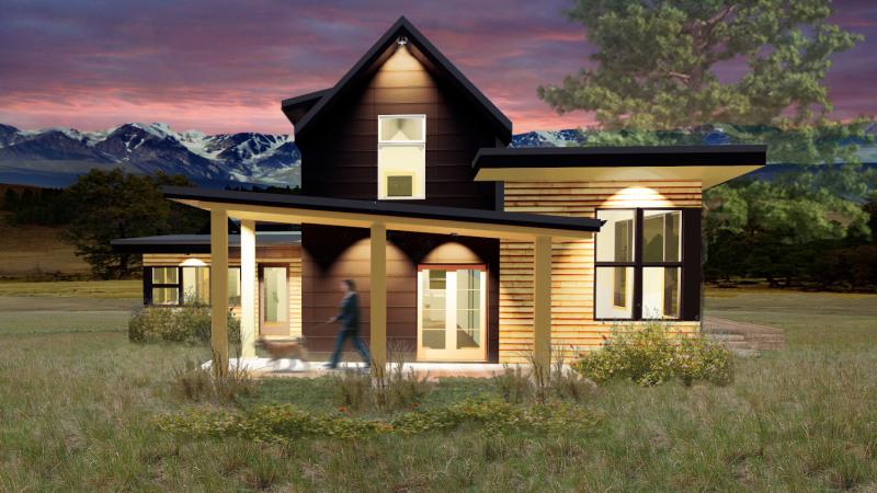 Applegate Residence