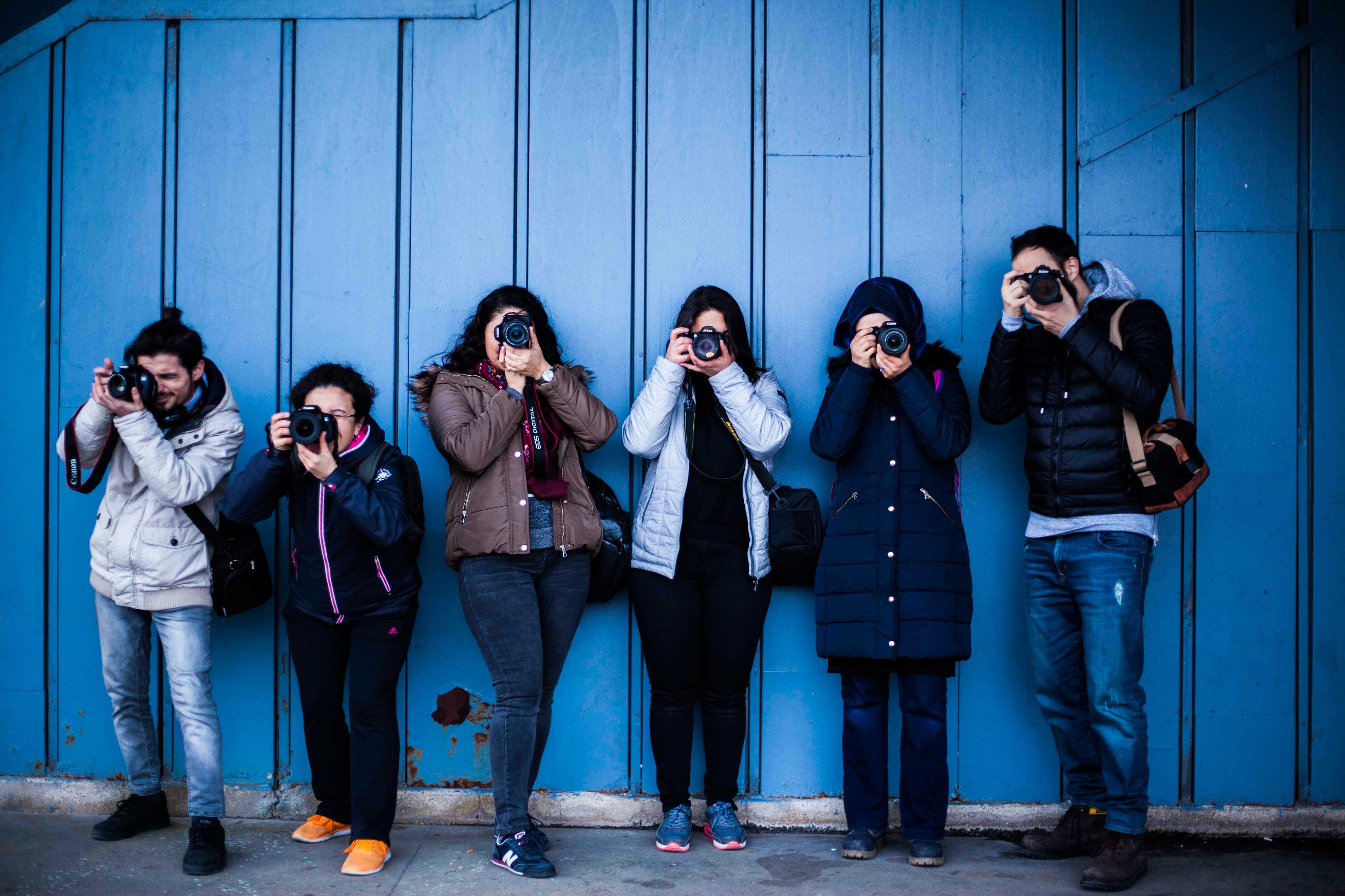 Kurs: Sertifikalı Fotoğrafçılık Eğitimi