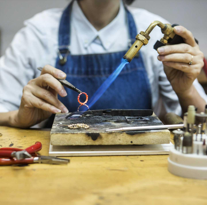 Kurs: Kuyumculukta Metal Modelleme ile Takı Yapımı