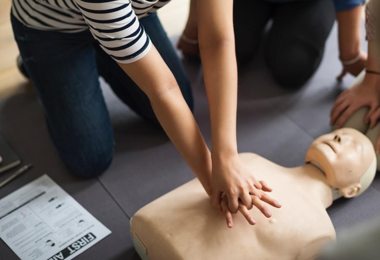 Kurs: Sertifikalı İlk Yardım Eğitimi