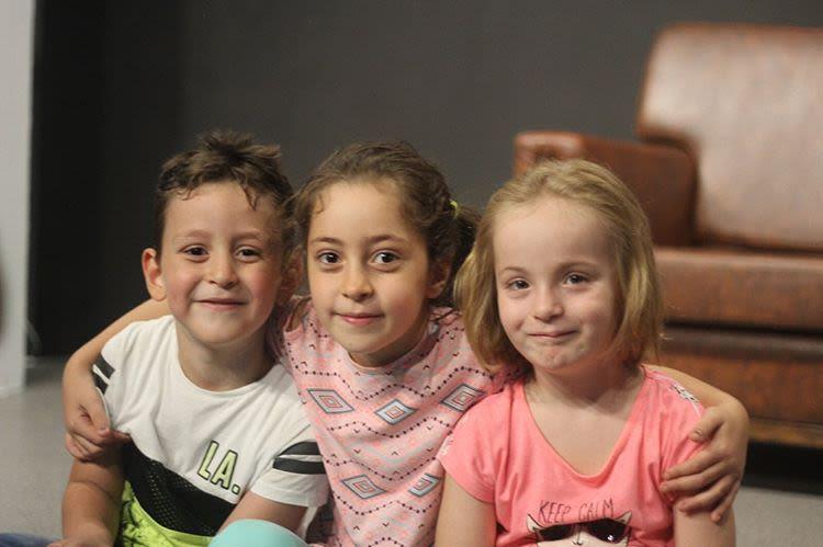 Kurs: Çocuklar İçin Yaratıcı Drama Atölyesi