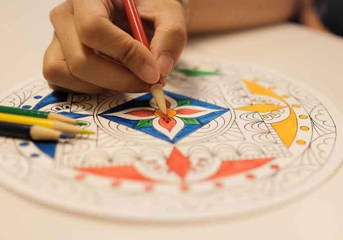 Kurs: Mandala Atölyesi