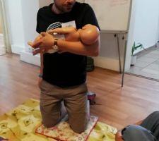 Bebek Bakımı ve Bebek Masajı Eğitimi