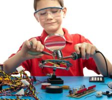 Çocuklar İçin Robotik 101