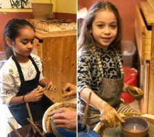 Çocuklar İçin Seramik Programı