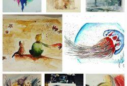 Suluboya atölyesi, Filiz Kiprik rehberliğinde gerçekleşecek, 3 saat süren bir atölyedir. Suluboya tekniği ile ilgili kavramların sanatsal yaklaşımlarının öğretilerek, uygulamalarının yaptırıldığı, katılımcının yaratıcılığının yansıdıgı suluboya resimlerinin yapıldığı özgün eğitim alanlarıdur.   Sanat odaklı bu aktiviteyle, stresten uzaklaşıp birlikte öğretici ve keyifli zaman geçirmek için hepinizi Artıkare Sanat Merkez'ine bekliyoruz.