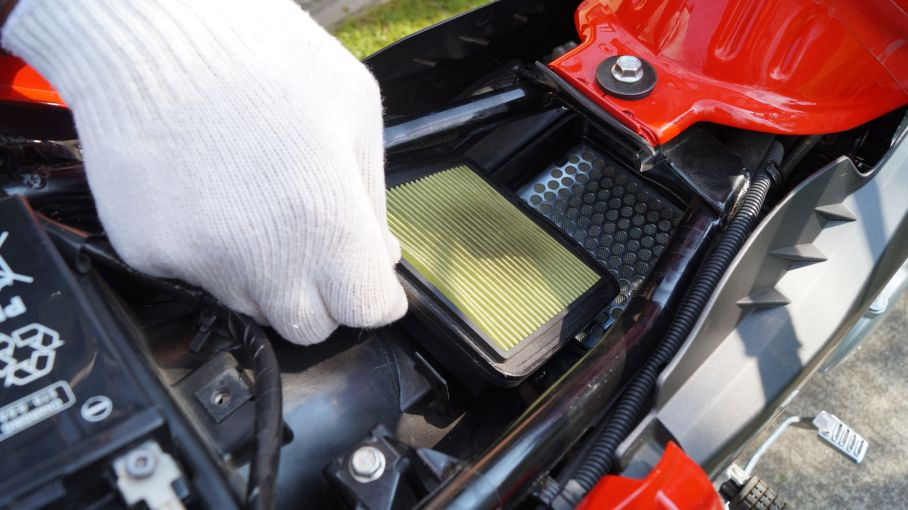 Air Filter Cleaning or Changing