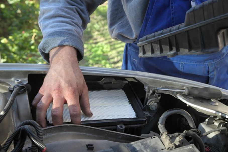 Air Filter Cleaning or Replacement