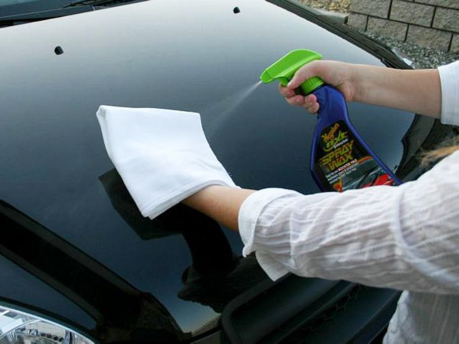 Step number 7 image for Car Washing Tips