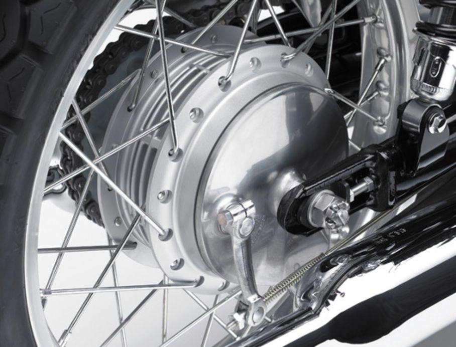 Drum Brake Adjustment