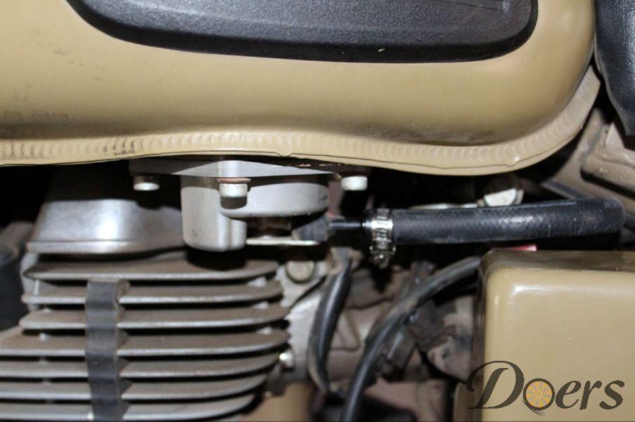 Step number 6 image for Fuel Line Problem