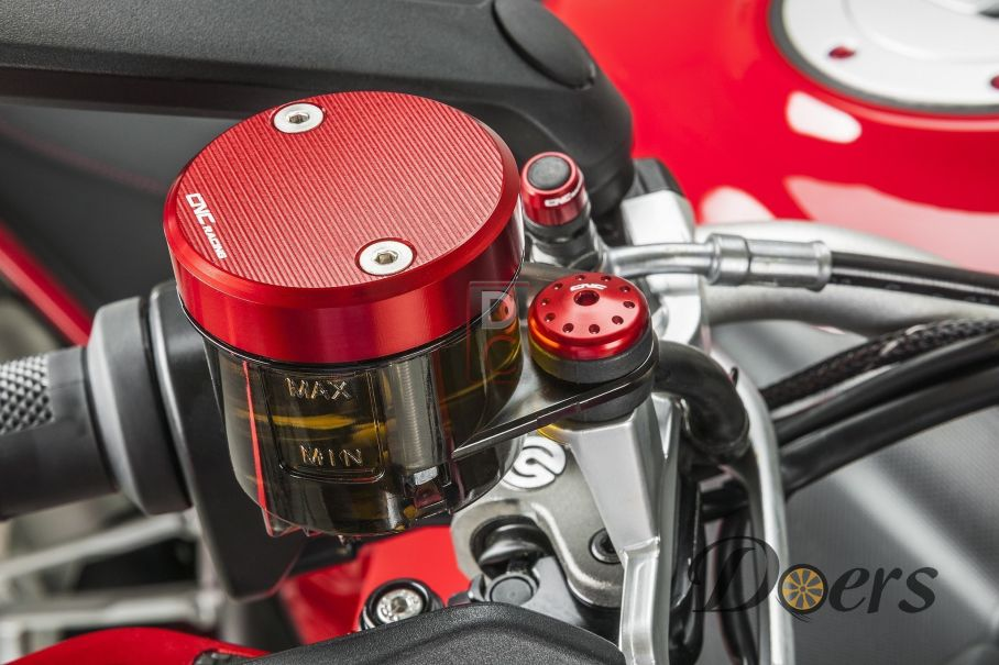 Top-up Brake Oil