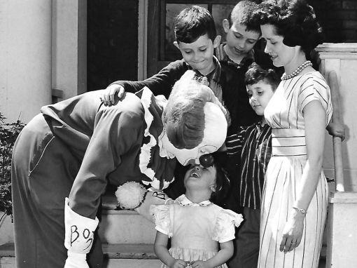 McNea family 1961