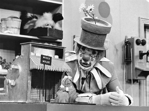 Oopsy the Clown and Miser Mouse 1967