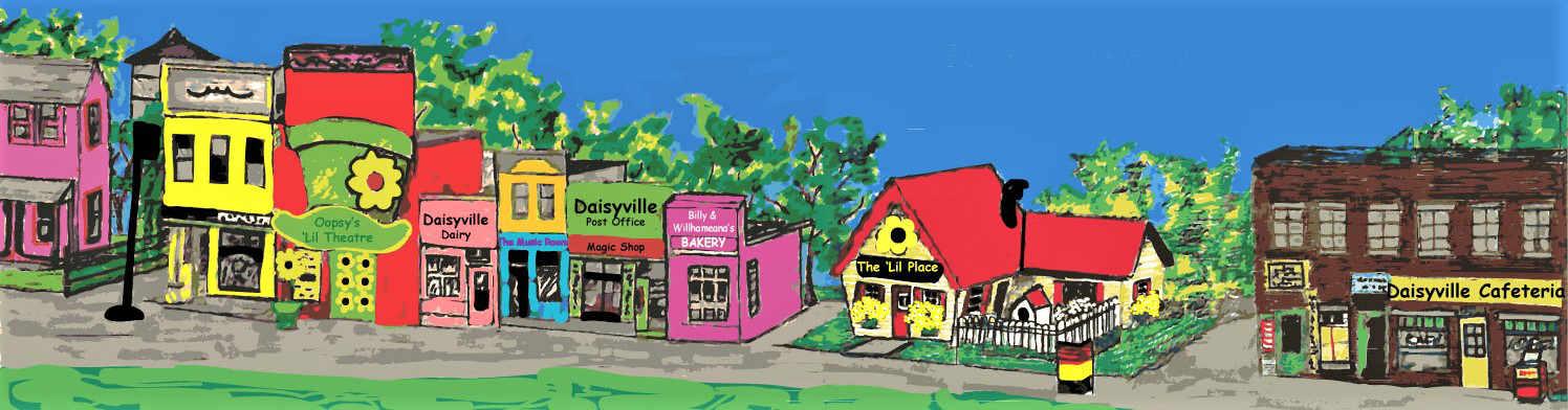 The Little Town of Daisyville!