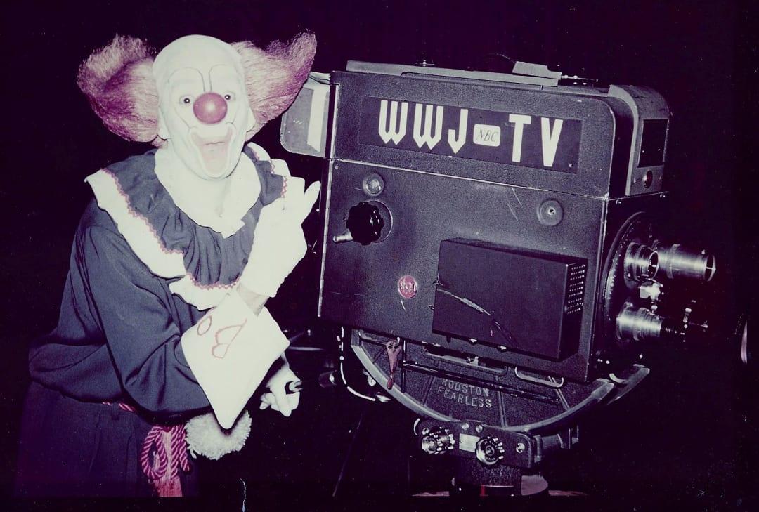 Bob McNea as Bozo the Clown 1962