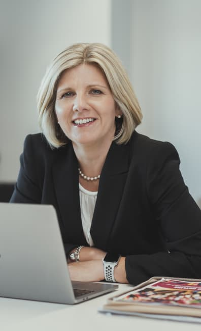 Photo of Lisa Rodgers: Photo of Lisa Rodgers, Director General of the Department of Education.