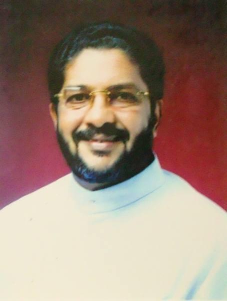 Rev Fr Antony Lobo