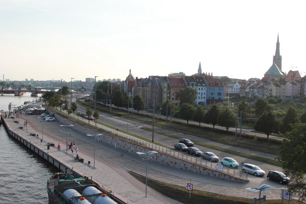 Szczecin River Oder Views