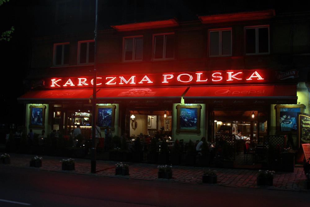 Szczecin Karczma Polska