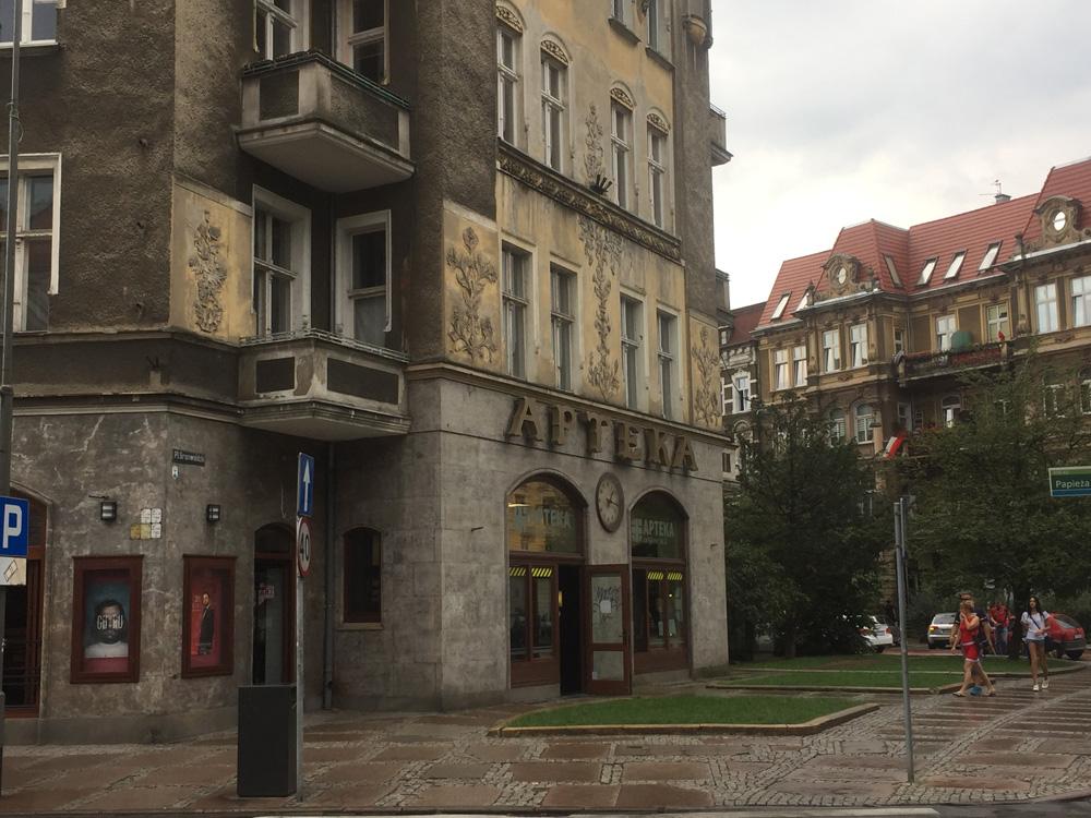 Szczecin Old Town Pharmacy