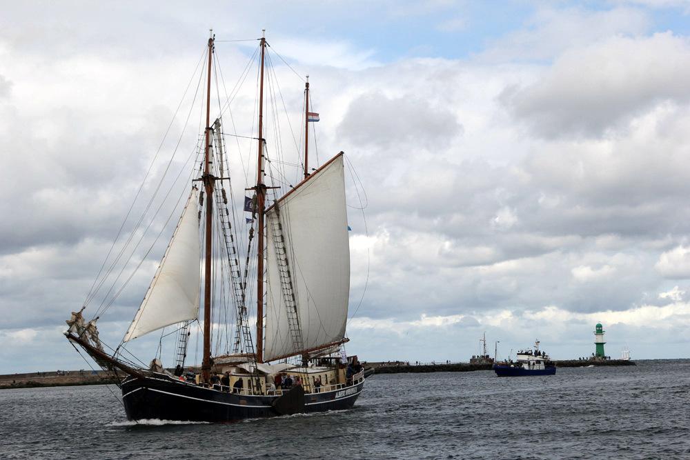Rostock Sailing Baltic