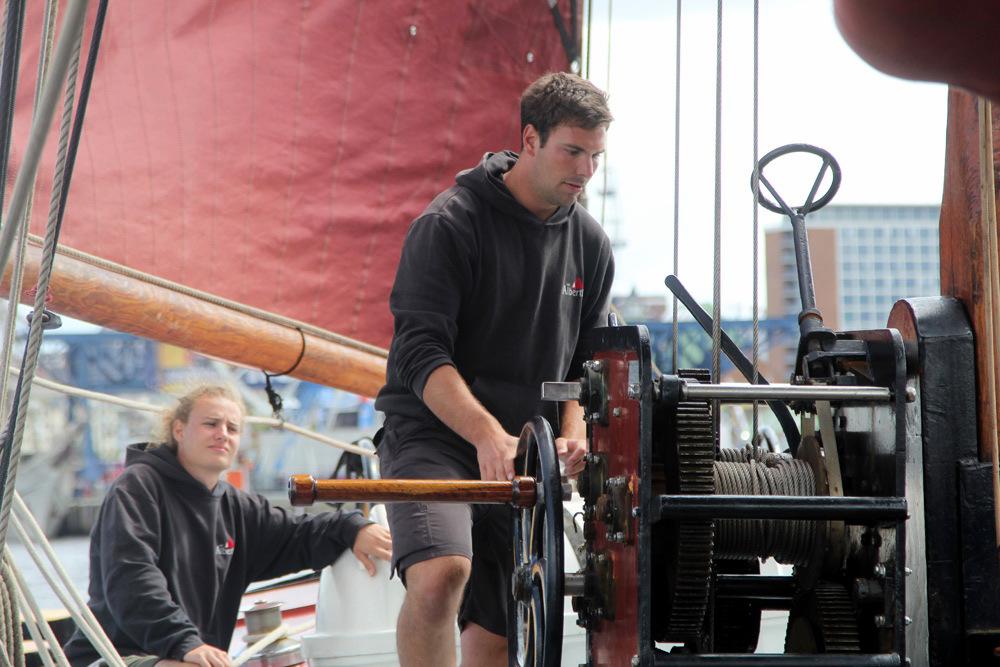 Rostock de Albertha Sailing Crew