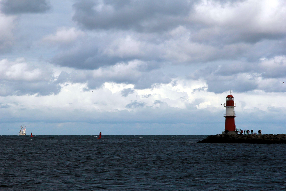 Rostock Lighthouse