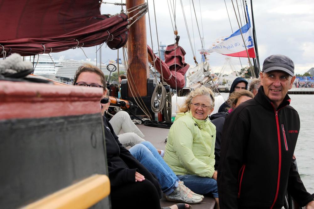Rostock Sailing Three