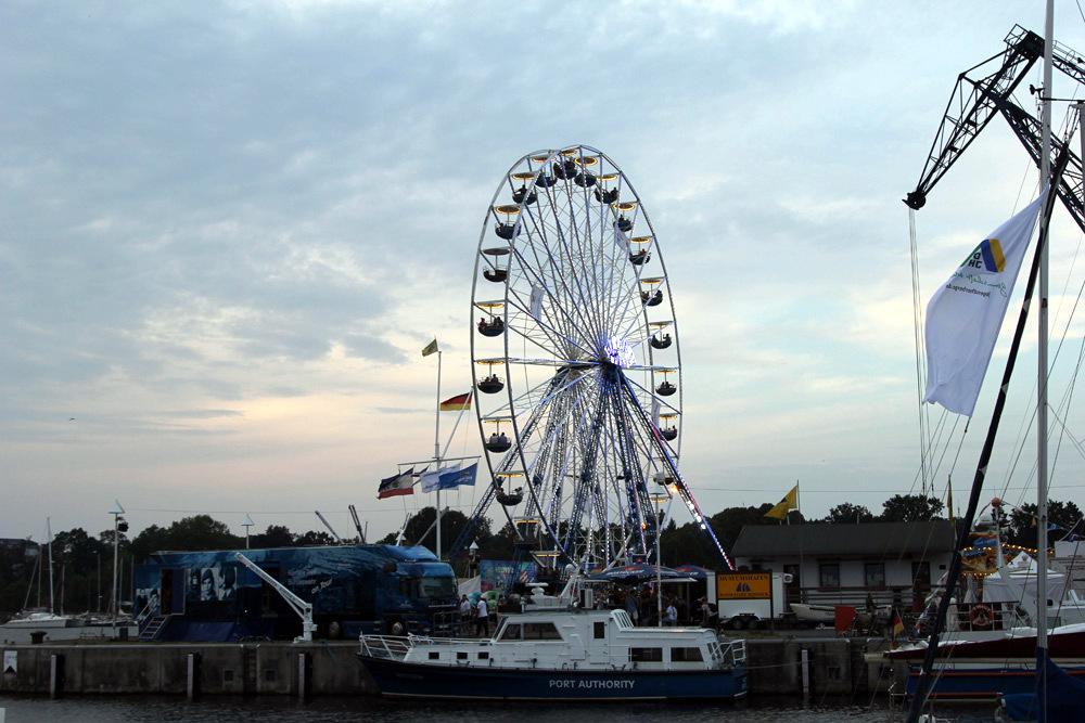 Rostock Ferris Wheel