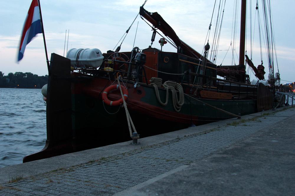de Albertha Boat