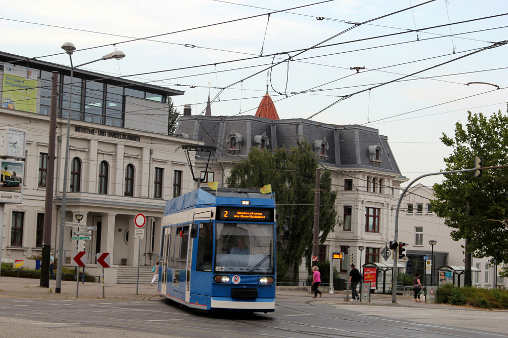 Rostock Tram