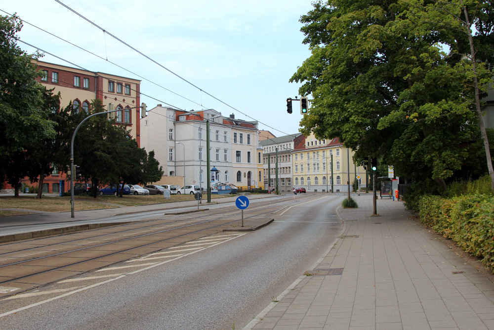 Rostock House and Trams