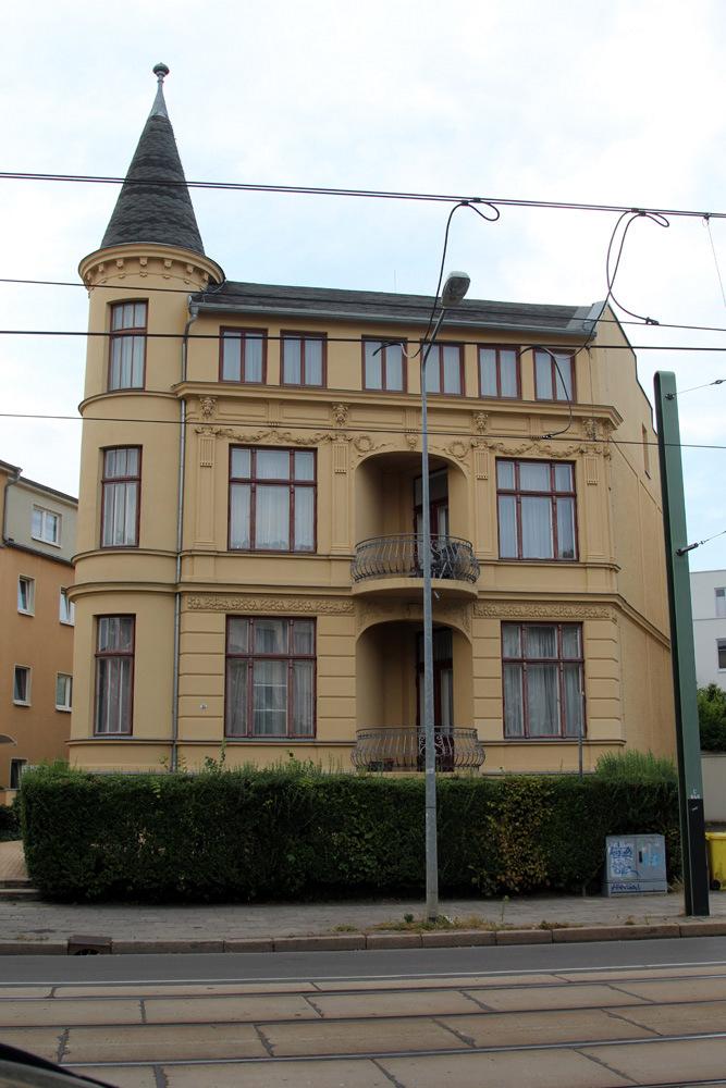 Rostock Victorian House