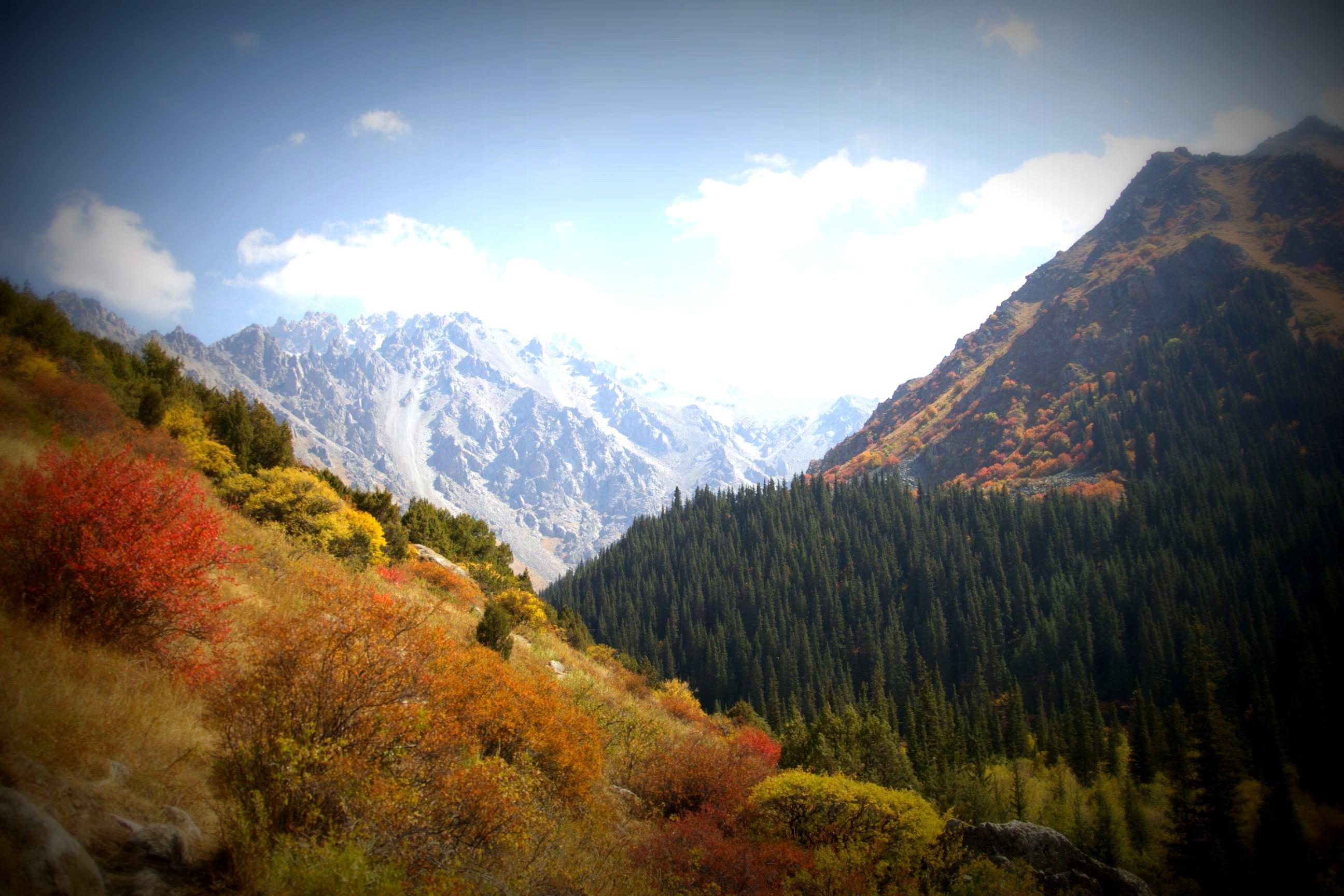 Ala-Archa, Kyrgyzstan