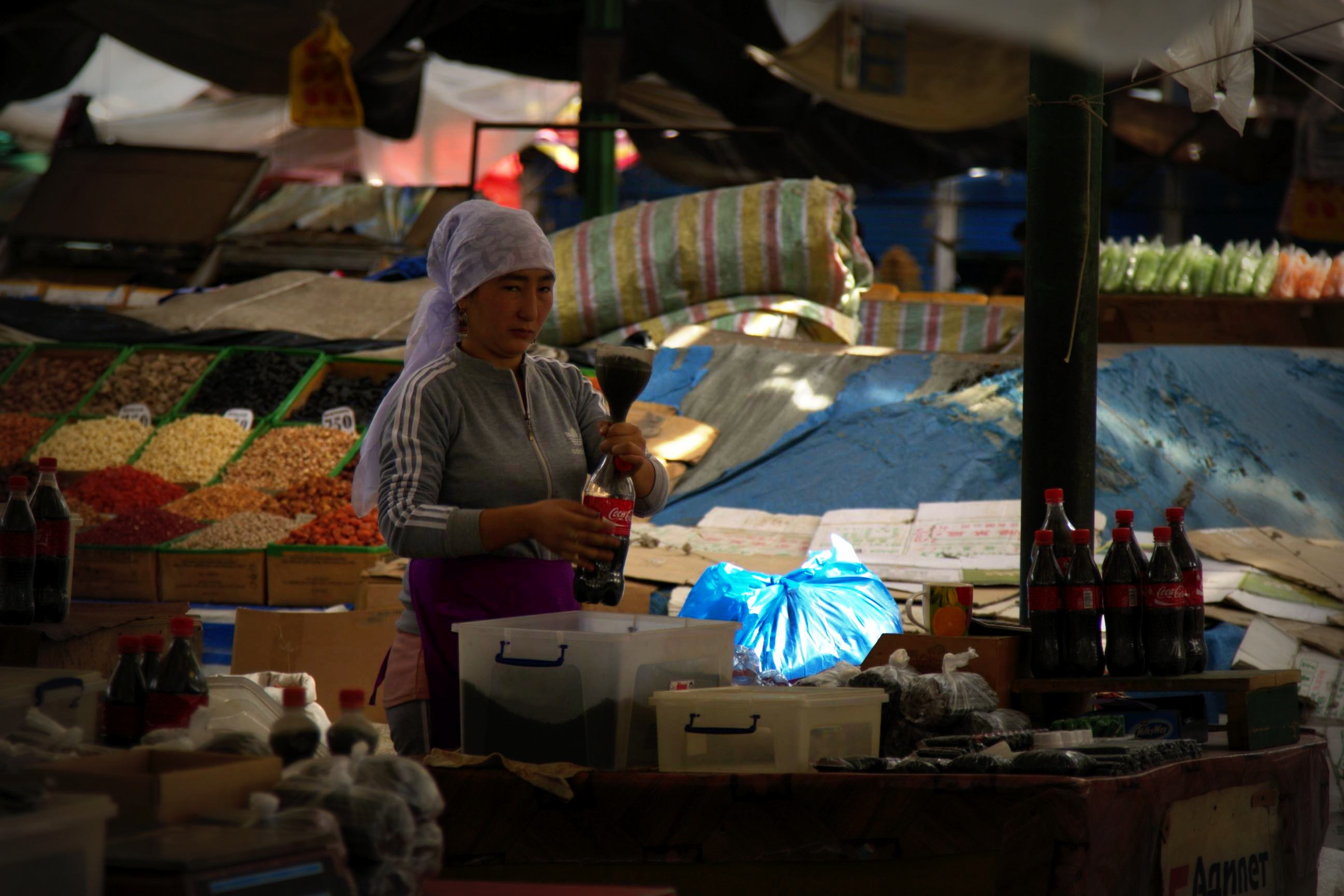 Osh Bazaar 3