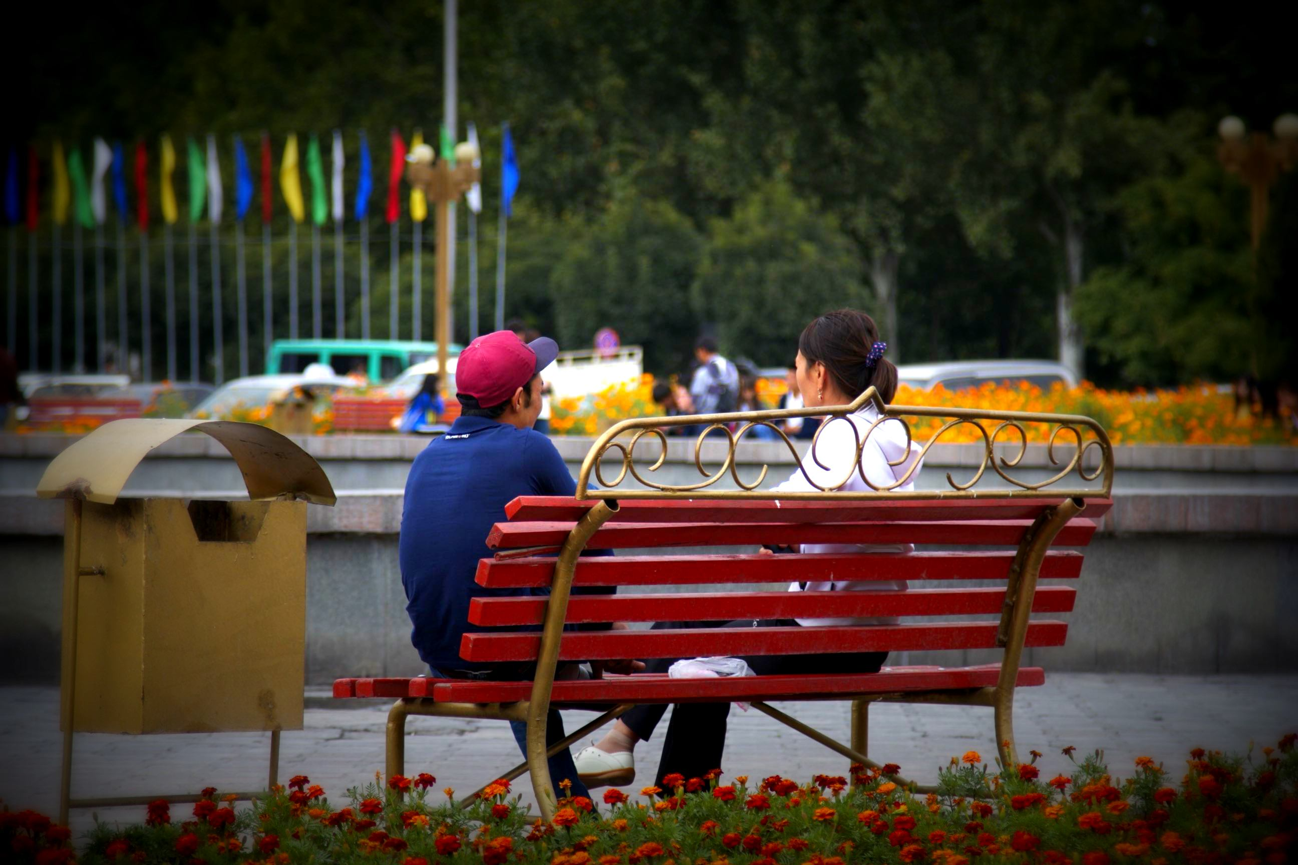 Bishkek Ala Too Square