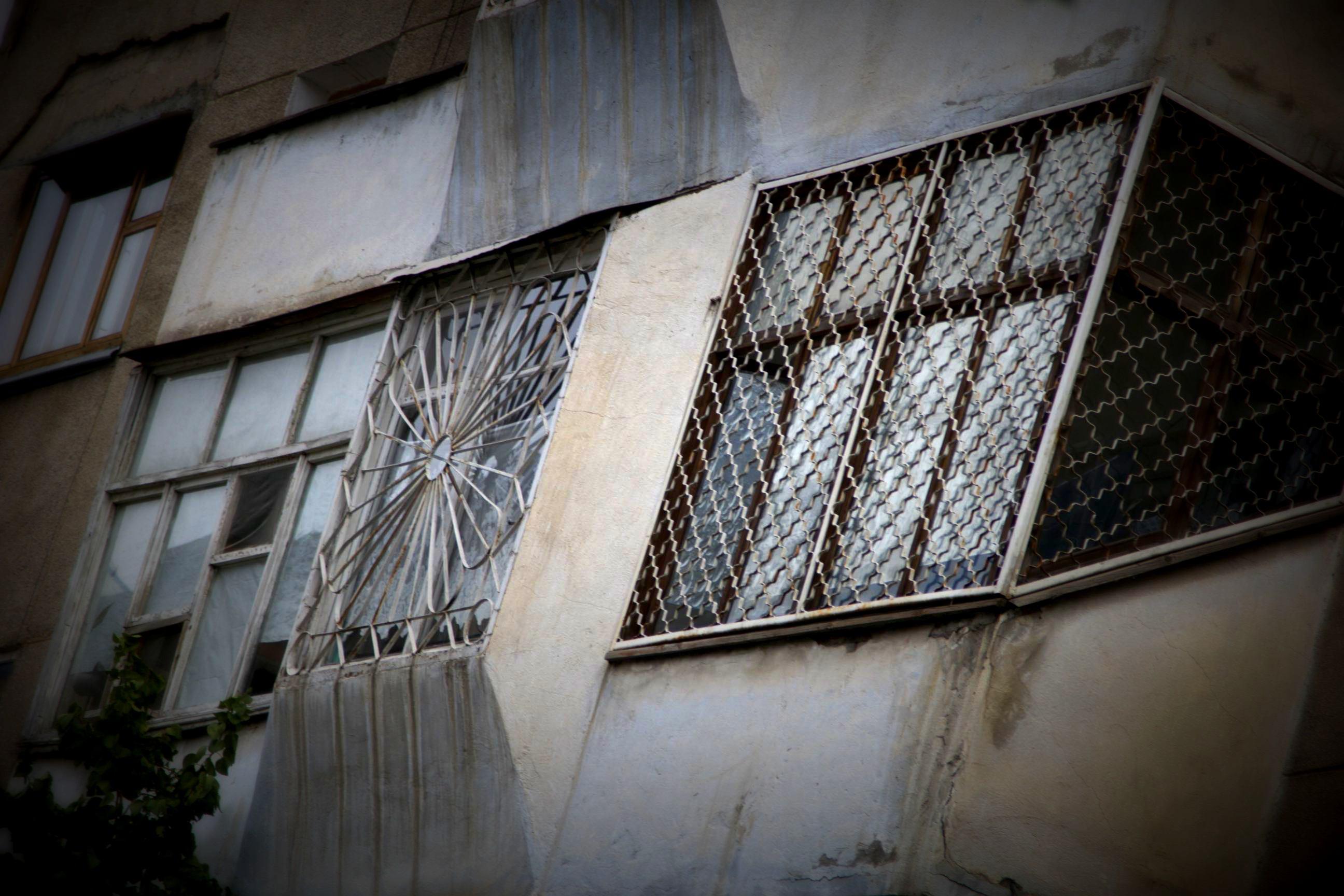 Soviet Architecture Bishkek