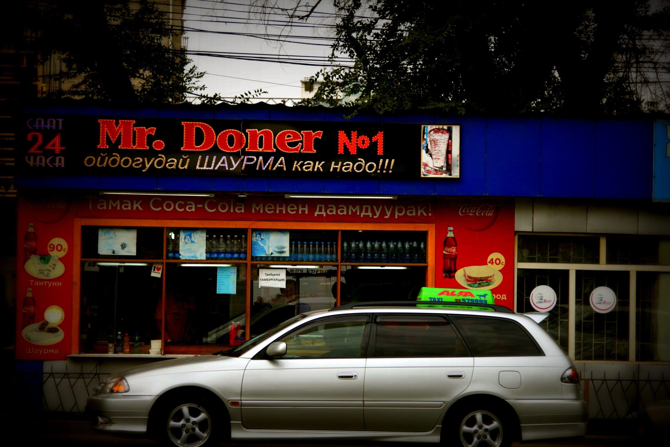 Mr. Doner Bishkek