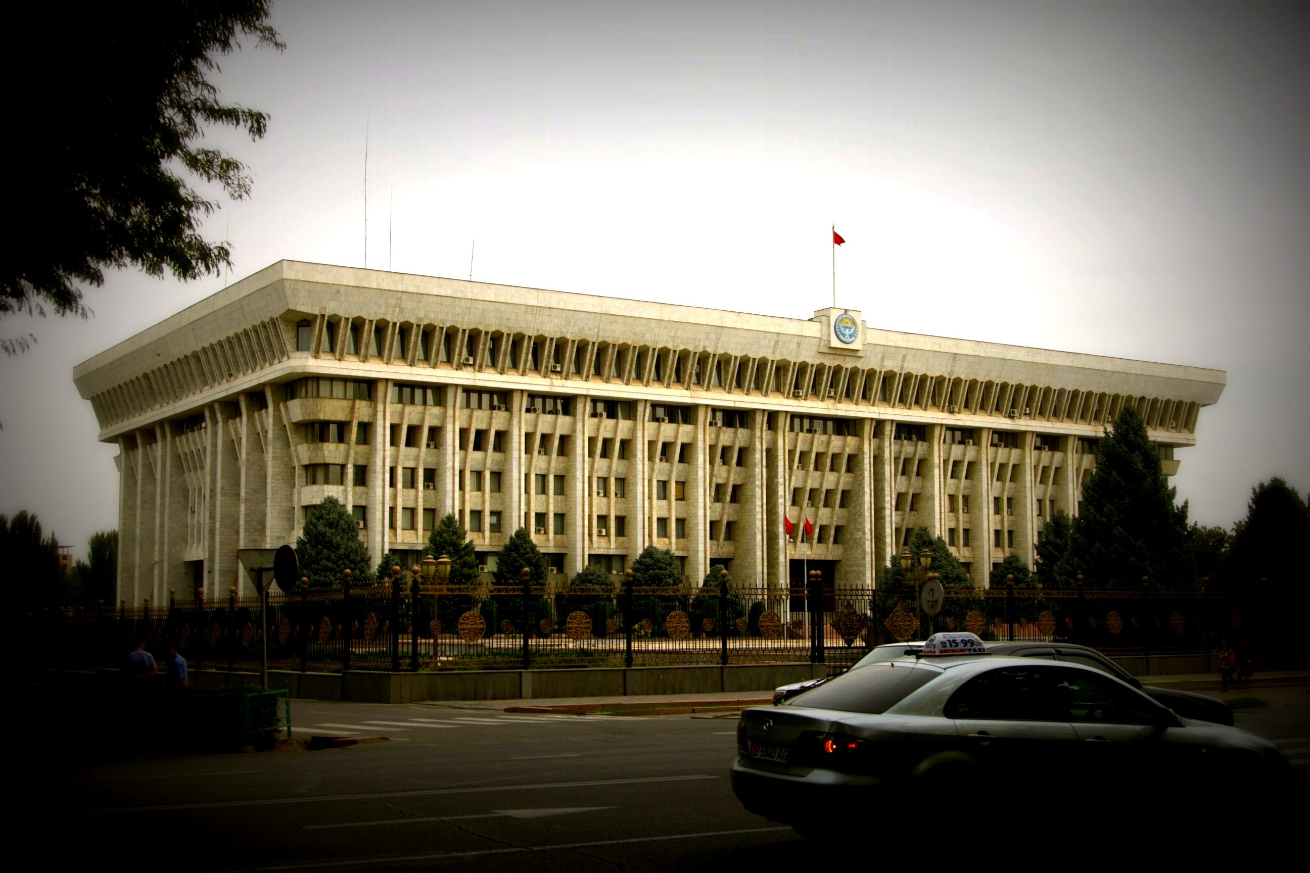 House of Government, Bishkek