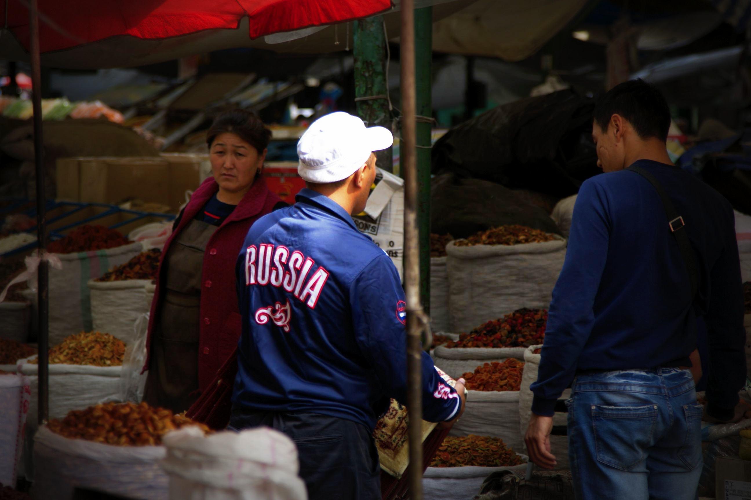 Osh Bazaar 2