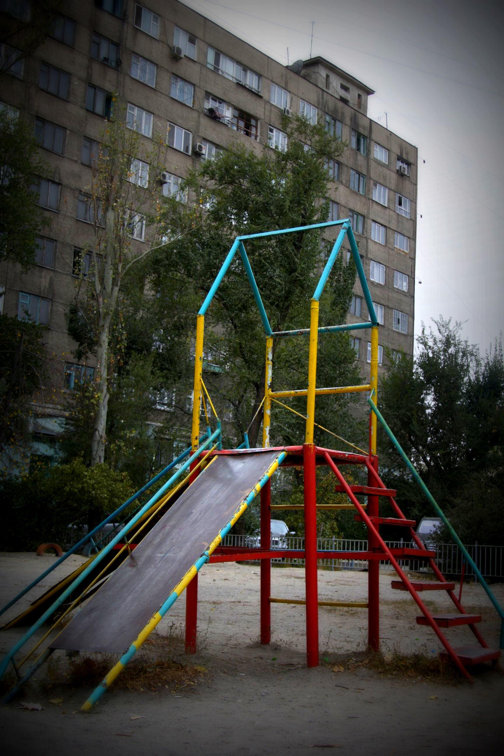 Kyrgystan bishkek playgrounds 2