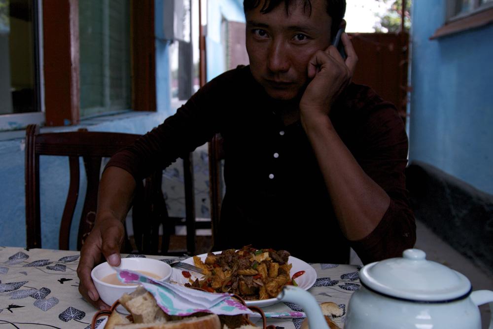 Kazakh-Driver