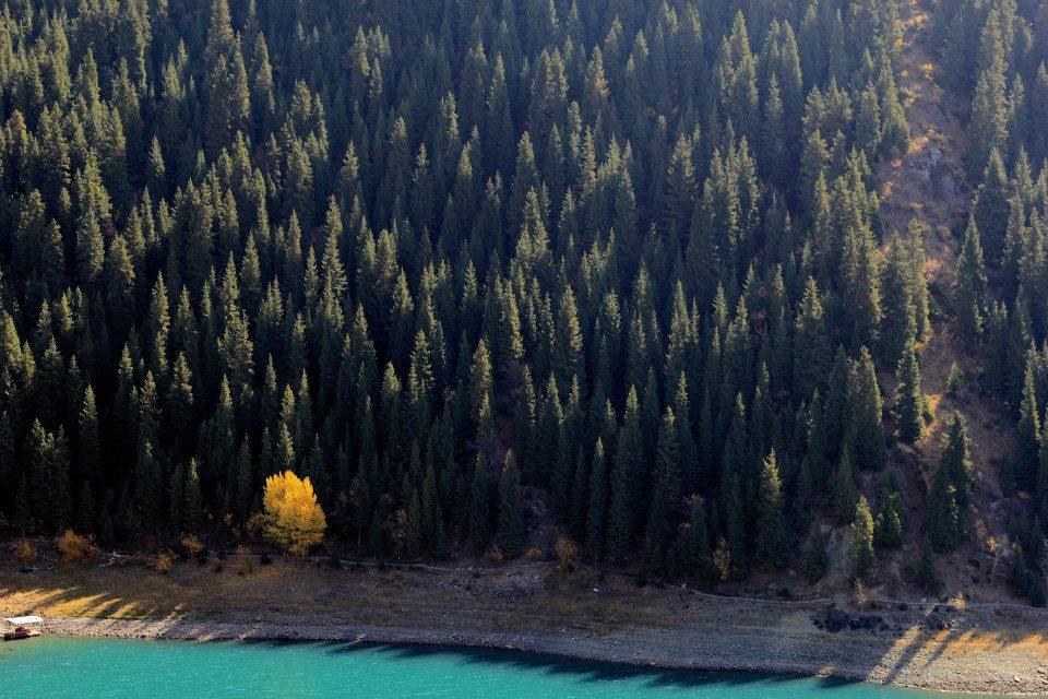 Heavenly lake 2