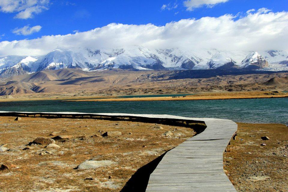 Karakol lake 2