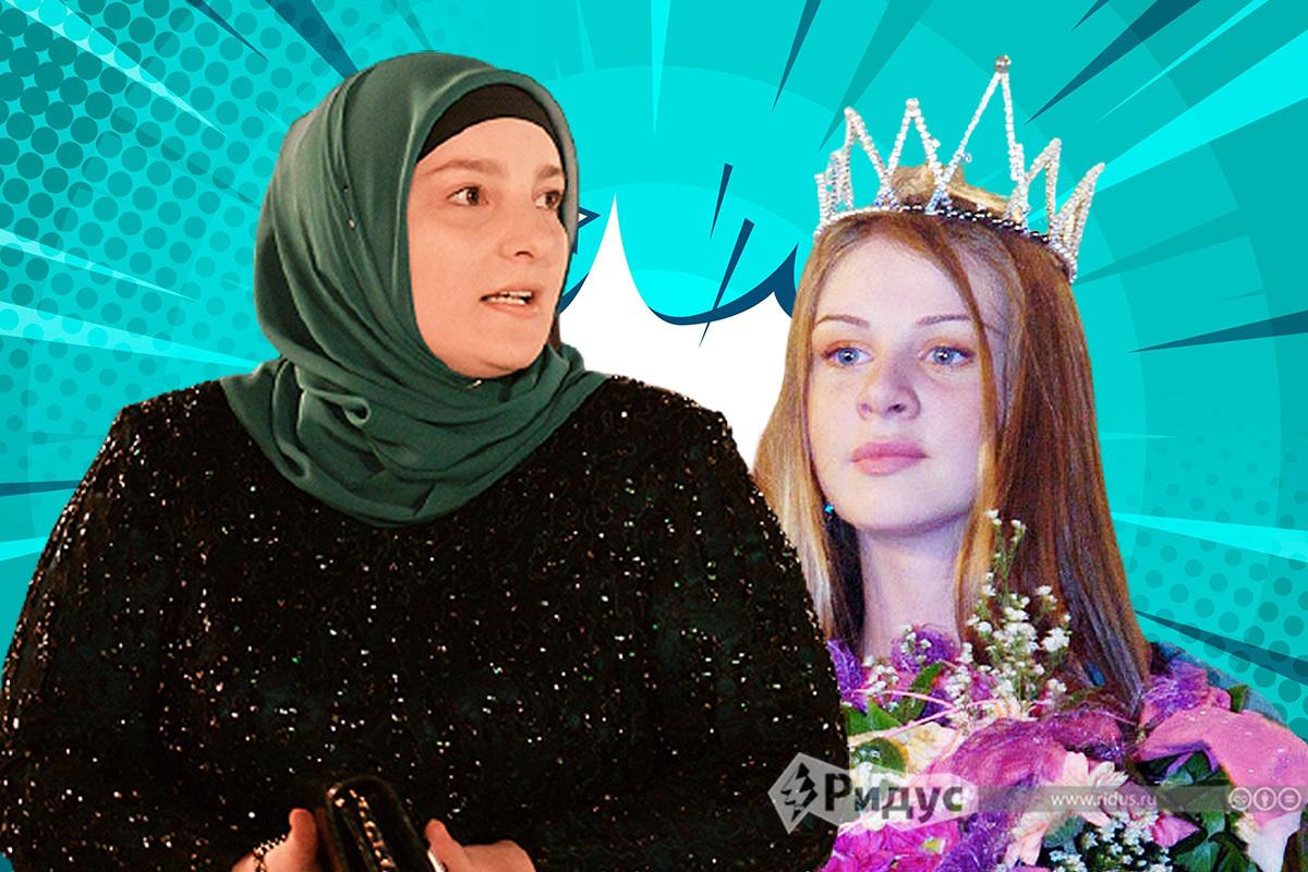 Раскрыт секрет многоженства Кадырова: вторая жена и «вторая личность»
