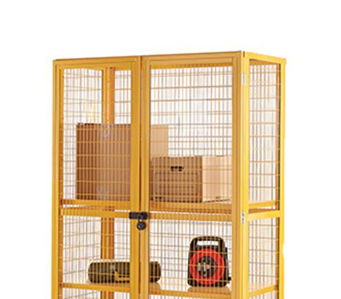 Equipment Cage