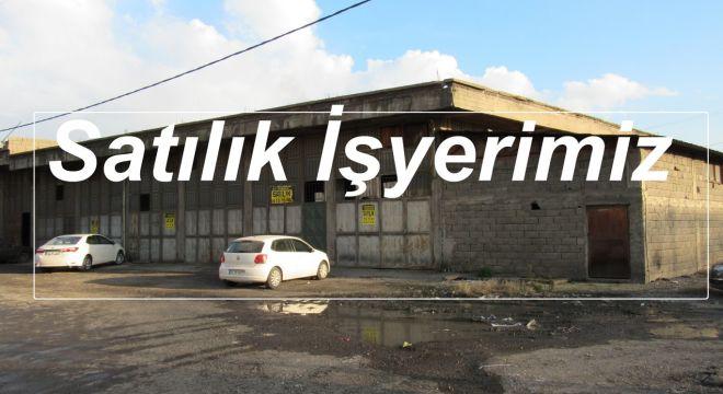 SANAYİ SİTESİNDE 1000 M2 SATILIK İŞ YERİ- İMALATHANE-FABRİKA
