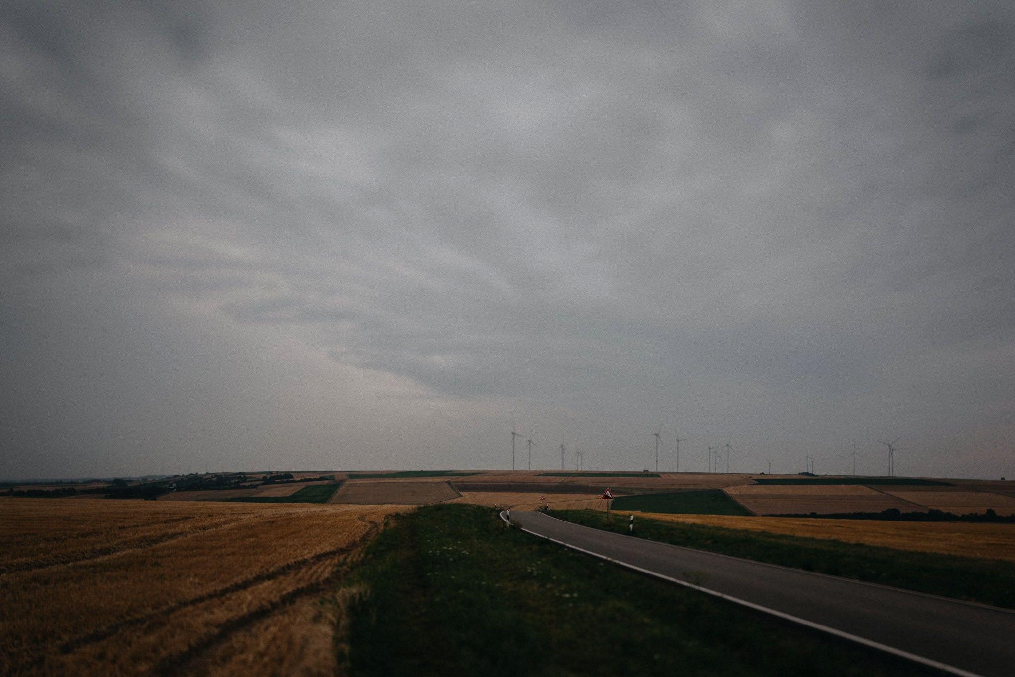 Landschaft Rheinhessen